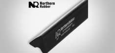 Резина для бортов Northern Rubber Pool K-55 121см 9фт