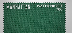 Сукно Manhattan 700 195см Waterproof Yellow Green