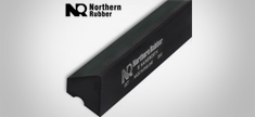 Резина для бортов Northern Rubber Pyramid U-118 182см 12фт